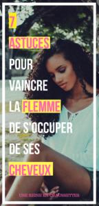 Pinterest 7 astuces pour vaincre la flemme de faire ses cheveux une reine en chaussettes blog beauté naturelle des cheveux crépus